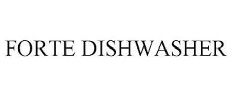 FORTE DISHWASHER