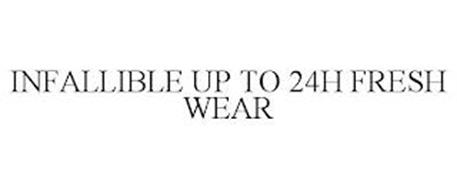 INFALLIBLE UP TO 24H FRESH WEAR