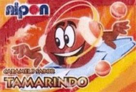NIPON CARAMELO SABOR TAMARINDO