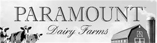 PARAMOUNT DAIRY FARMS