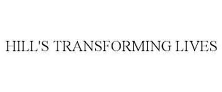 HILL'S TRANSFORMING LIVES