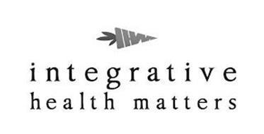 IHM INTEGRATIVE HEALTH MATTERS
