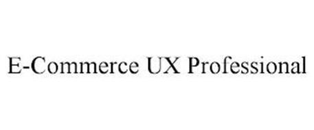 E-COMMERCE UX PROFESSIONAL