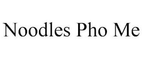 NOODLES PHO ME