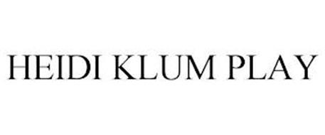 HEIDI KLUM PLAY