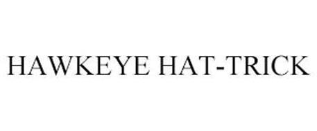 HAWKEYE HAT-TRICK