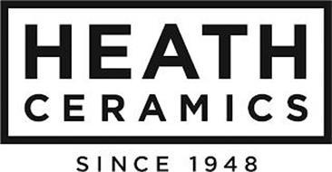 HEATH CERAMICS SINCE 1948