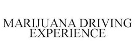 MARIJUANA DRIVING EXPERIENCE