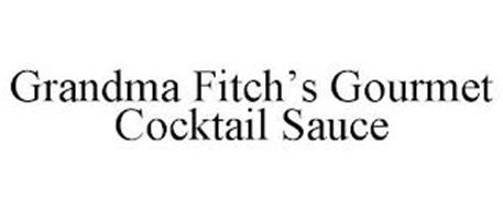 GRANDMA FITCH'S GOURMET COCKTAIL SAUCE