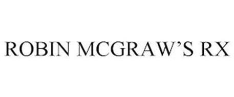 ROBIN MCGRAW'S RX