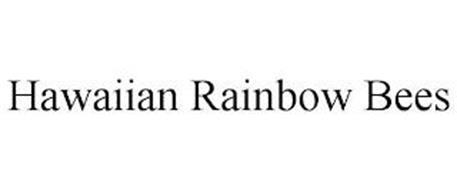 HAWAIIAN RAINBOW BEES