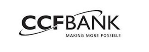 CCFBANK MAKING MORE POSSIBLE