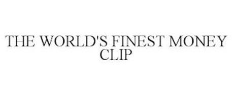 THE WORLD'S FINEST MONEY CLIP