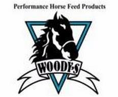 PERFORMANCE HORSE FEED PRODUCTS WOODY'S