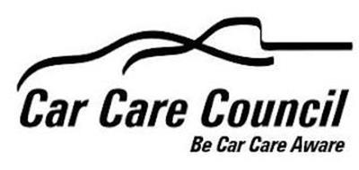 CAR CARE COUNCIL BE CAR CARE AWARE