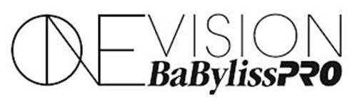 ONE VISION BABYLISSPRO