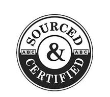 ABC SOURCED & CERTIFIED ABC