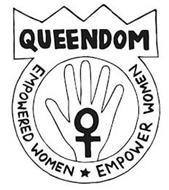QUEENDOM EMPOWERED WOMEN EMPOWER WOMEN