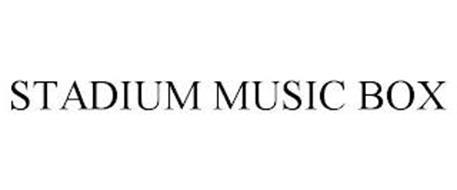 STADIUM MUSIC BOX
