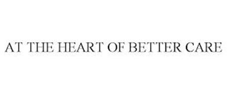 AT THE HEART OF BETTER CARE