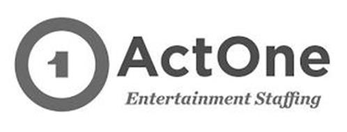 1 ACTONE ENTERTAINMENT STAFFING