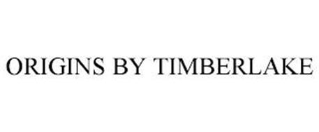 ORIGINS BY TIMBERLAKE