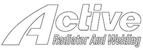 ACTIVE RADIATOR AND WELDING