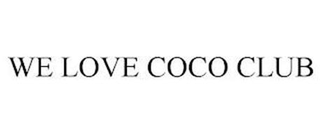 WE LOVE COCO CLUB