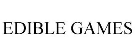 EDIBLE GAMES