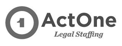 1 ACTONE LEGAL STAFFING