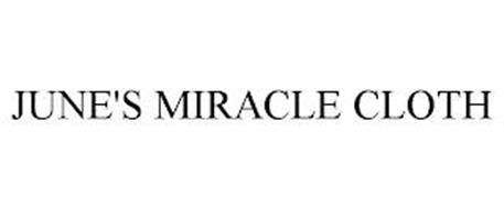 JUNE'S MIRACLE CLOTH