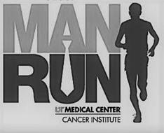 MAN RUN UT MEDICAL CENTER CANCER INSTITUTE