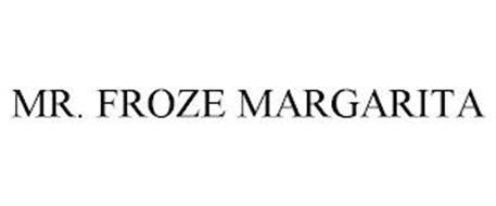 MR. FROZE MARGARITA