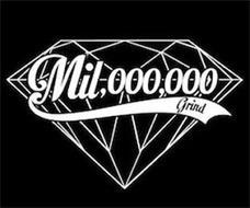 MIL,000,000 GRIND