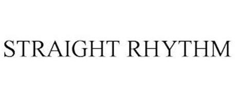 STRAIGHT RHYTHM