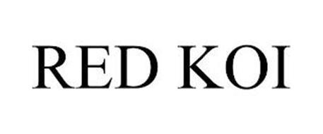 RED KOI