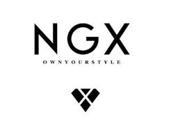 NGX OWNYOURSTYLE X
