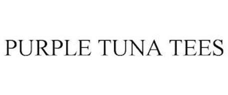 PURPLE TUNA TEES