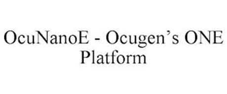 OCUNANOE - OCUGEN'S ONE PLATFORM