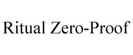 RITUAL ZERO-PROOF