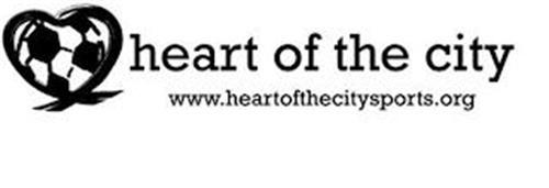HEART OF THE CITY AND WWW.HEARTOFTHECITYSPORTS.ORG