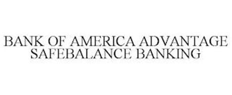 BANK OF AMERICA ADVANTAGE SAFEBALANCE BANKING