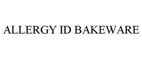 ALLERGY ID BAKEWARE