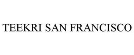 TEEKRI SAN FRANCISCO