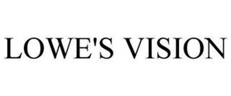 LOWE'S VISION