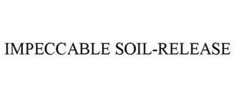 IMPECCABLE SOIL-RELEASE