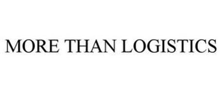 MORE THAN LOGISTICS