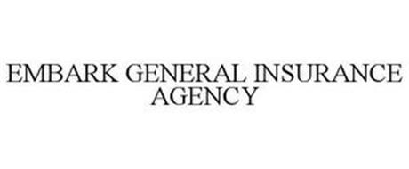 EMBARK GENERAL INSURANCE AGENCY