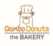GOMBO DONUTS THE BAKERY