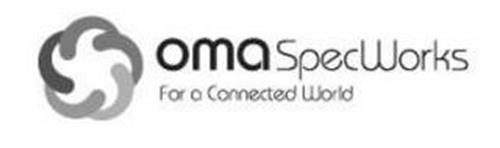 OMA SPECWORKS FOR A CONNECTED WORLD